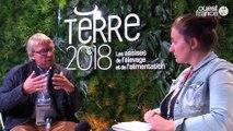 Terre 2018 - Jacques JAOUEN, président, Chambre d'agriculture de Bretagne