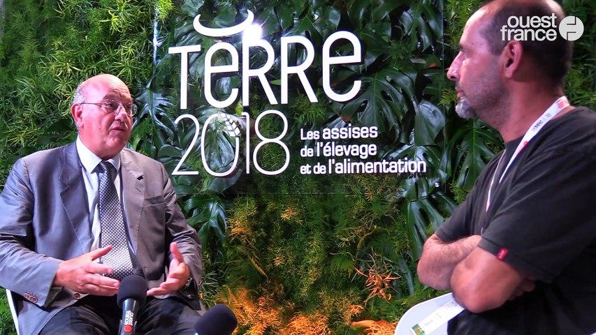 Terre 2018 - Jacques CARLES, président, Agriculture Stratégies