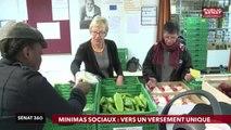 Affaire Benalla / Minimas sociaux / LREM à Tours - Sénat 360 (11/09/2018)