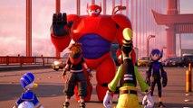 Kingdom Hearts III - Big Hero 6 Trailer