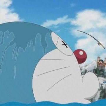 Doraemon (2005) - Picou un monstro mariño