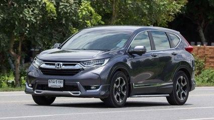 5 Best SUVs for Fuel Economy