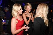 Cara Delevingne and Ashley Benson Make Their Relationship Insta-Official