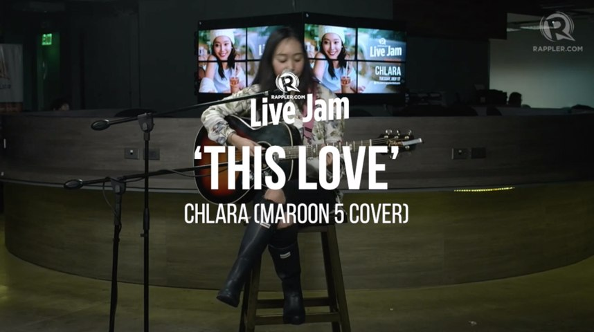 Chlara – 'This Love' (Maroon 5 cover)