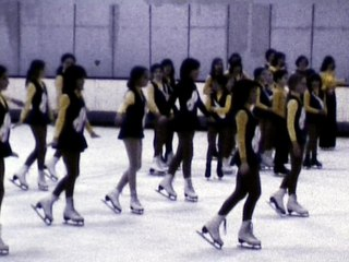 un gala (très) ancien à l'ancienne patinoire de Troyes !