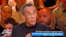 """Thierry Ardisson règle ses comptes avec Yann Moix: """"Il a oublié de me dire qu'il serait pas là samedi... Et qu'il avait une émission sur Paris Première !"""""""