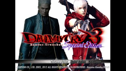 #001   Lets Play Devil May Cry 3   German   Deutsch