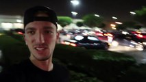 Street Racers SHUT DOWN All Of Los Angeles! (Compton)