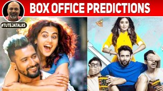 Manmarziyan and Mitron | Box Office Prediction | Anurag Kashyap | Jackky, Kritika Kamra #TutejaTalks