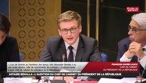 """François-Xavier Lauch indique que """"jamais aucun préfet ne s'est plaint d'Alexandre Benalla"""""""
