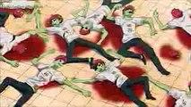 White Cells Vs InFluenZa ( Naive T-Cell Activation )  HATARAKU SAIBOU TV Episode 3 (Cells At Work)