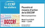 Atelier de la DGCCRF - 18/10/2018 : Durabilité des produits et économie circulaire