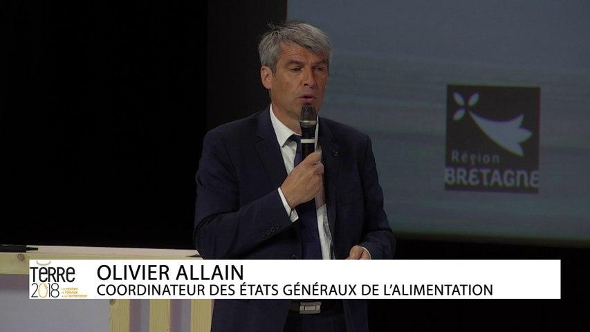Terre 2018 - Temps forts Interview Olivier ALLAIN - Loi pour l'équilibre des relations commerciales