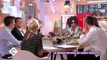"""""""On est meilleurs amis"""" : Lenny Kravitz se confie sur sa relation avec sa fille"""