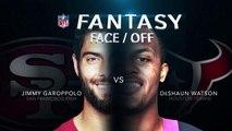 Better fantasy option: Jimmy Garoppolo or Deshaun Watson?