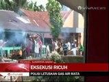 Tolak Eksekusi Lahan di Padang Berujung Ricuh