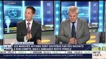 Le Club de la Bourse: Frédéric Andrès, Julien Nebenzahl et Vincent Juvyns - 12/09