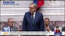Richard Ferrand élu président de l'Assemblée nationale