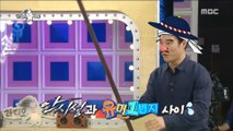 [HOT] From Park Byeong-eun's swordsmanship to Bae Sung Woo's spears!, 라디오스타 20180912