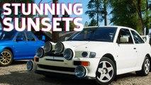 Forza Horizon 4 - Stunning Sunset Driving