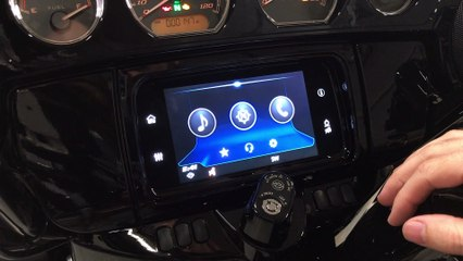 2019 Harley-Davidson Boom! Box Infotainment Overview