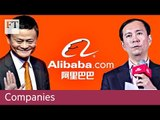 Alibaba — change at the top
