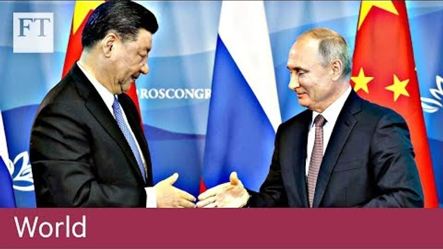 Russia and China in 7-day joint military exercises