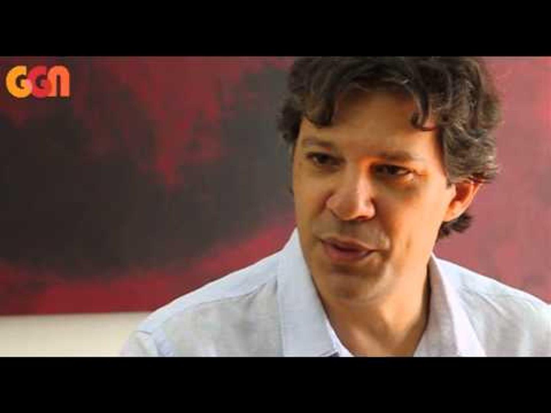 Entrevista a Fernando Haddad || Poder económico e mídia