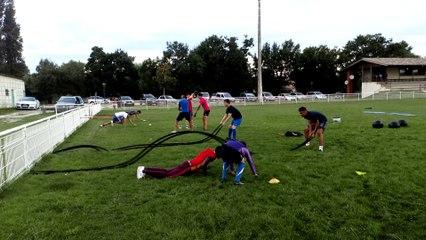 Entrainement Physique U17/U19