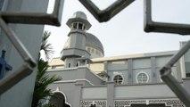 1MDB mosque in Kampung Baru?