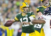 Aaron Rodgers Returns From Injury to Lead Packers to Comeback Win