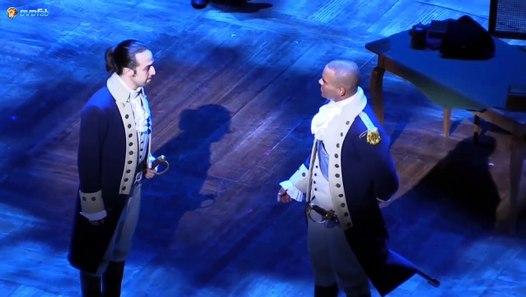 Hamilton full musical ACT 1 - Part 2