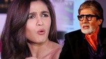 KBC 10: Amitabh Bachchan gets trolled because of Alia Bhatt, REASON will shock you! | FilmiBeat