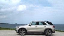 Der neue Mercedes-Benz GLE Exterieur Design - Kraftvoller Auftritt