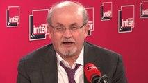 """Salman Rushdie : """" On n'assiste pas à un  effondrement de l'occident, l'époque est sombre mais il y a une résistance. Je ne crois pas au désespoir. """""""