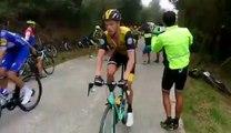 Peter Sagan fait le show sur la Vuelta