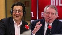 """Laurent Gerra imitant François Bayrou : """"Je suis pétomane, je fais du vent avec ma bouche"""""""