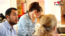 Redwerk at Startup Weekend Social Innovation Berlin