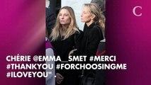 """""""Mon coeur, mon bébé"""" : le tendre message d'Estelle Lefébure pour les 19 ans de sa fille Emma"""