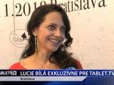 LUCIE BILA EXKLUZIVNE PRE TABLET.TV