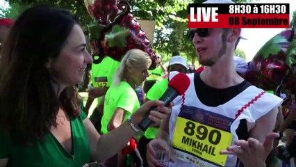 Replay-Ambiance/Footage N° 7-Marathon du Medoc Playlist 2018