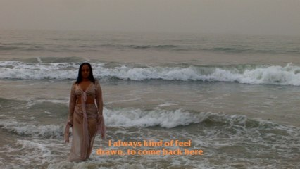 Seinabo Sey - Behind The Scenes In Gambia