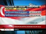Presiden SBY Lakukan Lawatan ke Negara Singapura