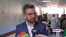Report Tv- Teatri i Kukullave çel sezonin në Pediatri, Isai: U zgjua nga gjumi pas 3 vjetësh