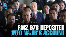 Evening 5: Deputy IGP: RM2.97b of 1MDB funds deposited into Najib's account