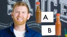 Hot Sauce Expert Guesses Cheap vs Expensive Hot Sauce