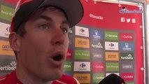 """Tour d'Espagne 2018 - Jelle Wallays : """"J'ai essayé de faire pareil qu'avec Voeckler sur Paris-Tours"""""""