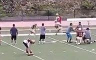 Commotions cérébrales : l'entrainement que ces jeunes joueurs de foot US n'auraient jamais dû faire