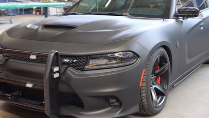 You Can Now Own An Armored Hellcat