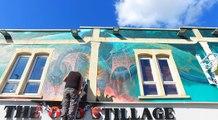 Meet Mural Artist Andy Burns Colwill